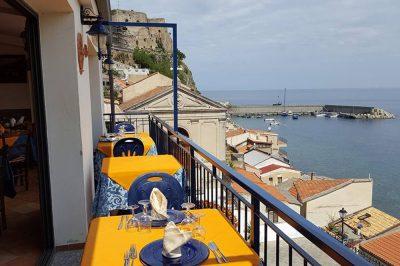 Vista Castello Ruffo